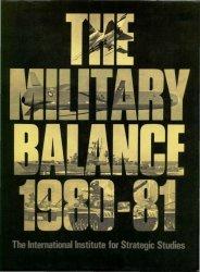 The Military Balance 1980-81