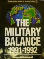 The Military Balance 1991-1992