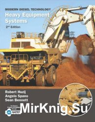 Modern Diesel Technology: Heavy Equipment Systems 2nd Edition