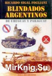 Blindados De Argentina, Uruguay Y Paraguay