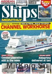 Ships Monthly 2016-06