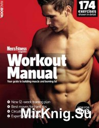 Men's Fitness Workout Manual. Your Guide To Building Muscle And Burning Fat