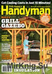 The Family Handyman - May 2016