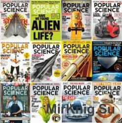 Popular Science USA (January - December 2015)