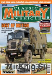 Classic Military Vehicle №180