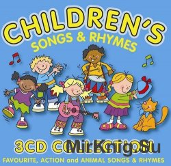 Children's Songs & Rhymes (audiobook)