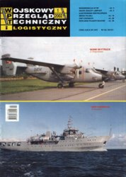 Wojskowy Przeglad Techniczny i Logistyczny 2002-01