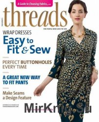Threads Magazine №168 2013