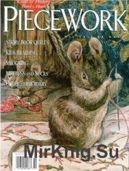 PieceWork September / Oktober 1997