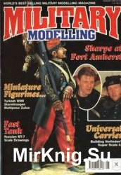 Military Modelling Vol.25 No.08 1995