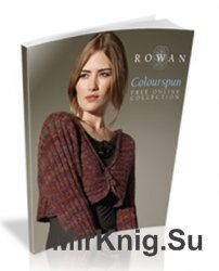 Rowan Colourspun Online Collection