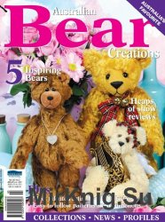 Australian Bear Creations Vol.20 Issue 2, 2016