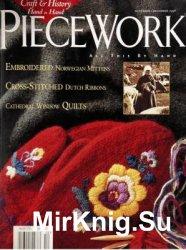 PieceWork November / December 1996