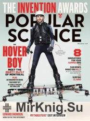 Popular Science - May - June 2016