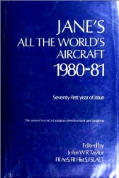 Jane's All the World's Aircraft 1980-81