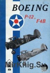 Boeing P-12, F4B [AeroSeries 5]