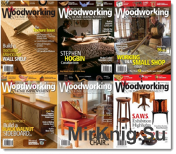 Canadian Woodworking & Home Improvement (2013)