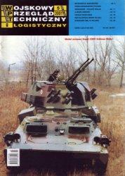 Wojskowy Przeglad Techniczny i Logistyczny 2001-05