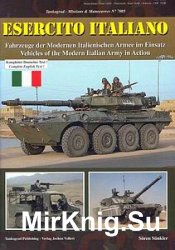 Esercito Italiano (Vehicles of the Modern Italian Army in Action)