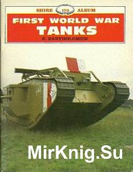 First World War Tanks (Shire Album 172)