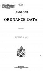 Handbook of Ordnance Data