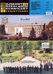 Wojskowy Przeglad Techniczny i Logistyczny 2001-04