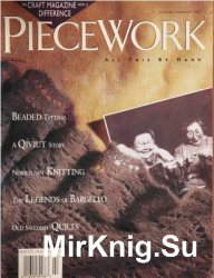 PieceWork January / February 1996