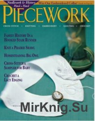 PieceWork March / April 2000