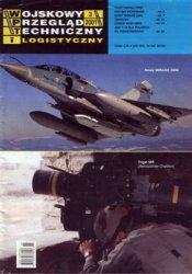 Wojskowy Przeglad Techniczny i Logistyczny 2001-03