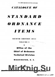 Catalogue of Standard Ordnance Items (3 parts)