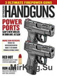 Handguns (Guns & Ammo 2016-06/07)