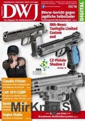 DWJ - Magazin fur Waffenbesitzer 2016-05