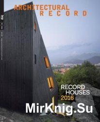 Architectural Record - April 2016
