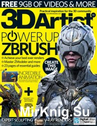 3D Artist Issue 93