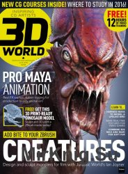 3D World June 2016