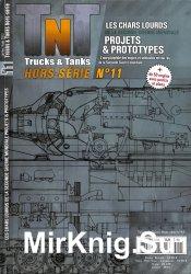 Prototypes & Projets (Trucks & Tanks Magazine Hors-Serie №11)