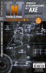 Vehicules de Recconaissance de L'Axe (Trucks & Tanks Magazine Hors-Serie №7 ...