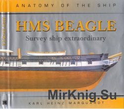 HMS Beagle Survey Ship Extraordinary 1820 (Anatomy of the Ship)