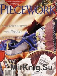 PieceWork March / April 1996