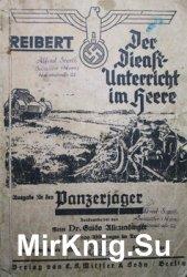 Reibert - Der Dienstunterricht im Heere - Ausgabe fur den Panzerjager