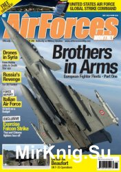 AirForces Monthly 2016-05