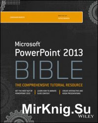 PowerPoint 2013 Bible+title