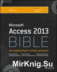 Access 2013 Bible+Title