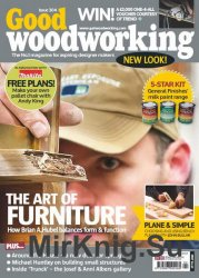 Good Woodworking №304, 2016