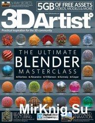 3D Artist № 92, 2016