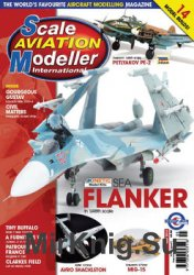 Scale Aviation Modeller International 2016-05