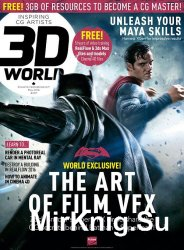 3D World – May, 2016