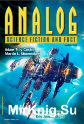 Analog Science Fiction and Fact Magazine March, 2015