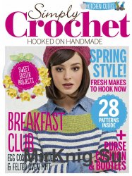 Simply Crochet - Issue 28 2015