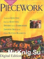 PieceWork January / February 1995